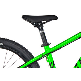 "Ghost Kato D4.4 AL 24"" Kids riot green/jet black"
